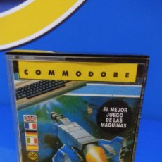 Videojuegos y Consolas: VIDEO JUEGO COMMODORE XEVIOUS FROM NAMCO - ERBE SOFTWARE - 1986. Lote 192097248