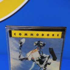 Videojuegos y Consolas: VIDEO JUEGO COMMODORE SHORT CIRCUIT FROM OCEAN - ERBE SOFTWARE - 1986. Lote 192097592