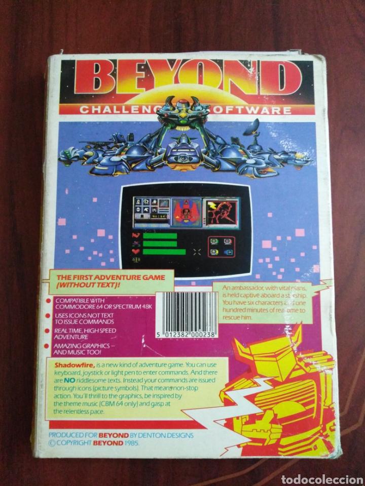 Videojuegos y Consolas: Juego shadowfire beyond - Foto 2 - 194494952
