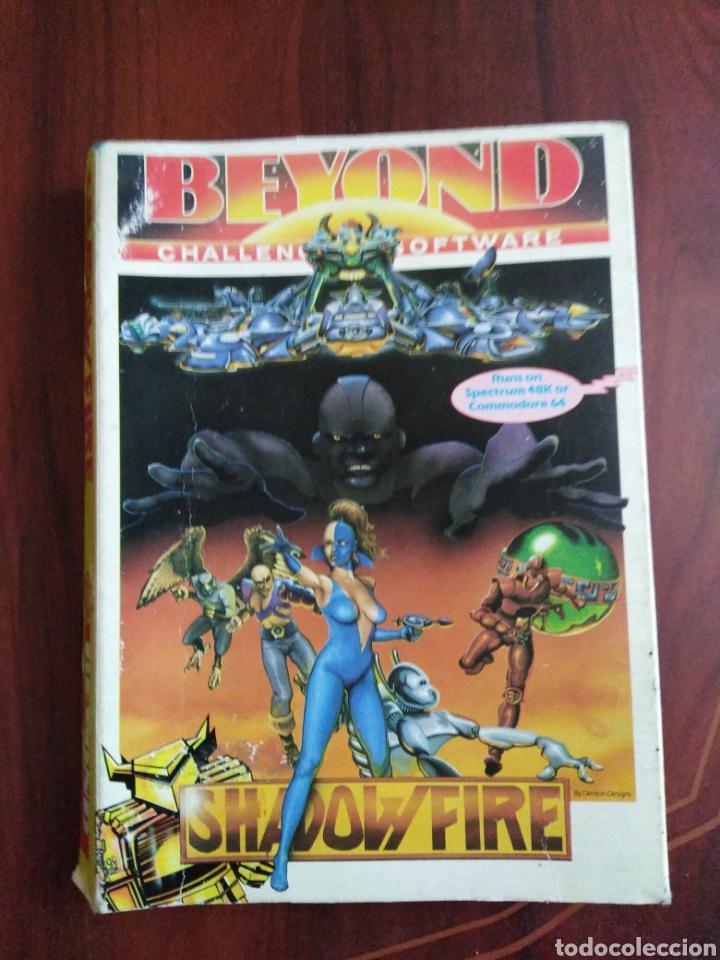 JUEGO SHADOWFIRE BEYOND (Juguetes - Videojuegos y Consolas - Commodore)