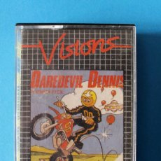 Videojuegos y Consolas: COMMODORE - DAREDEVIL DENNIS - EDICIÓN ESPAÑOLA. Lote 196007756