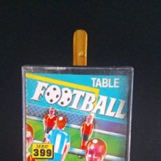 Videojuegos y Consolas: FUTBOLIN TABLE FOOTBALL - COMMORE 64-128. Lote 196534487