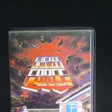 Videojuegos y Consolas: LIGHT FORCE-COBRA-COMMODORE 64 CAJA MAYOR NEGRA. Lote 196576802
