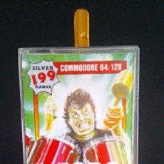 Videojuegos y Consolas: MICRO RHYTHM - COMMODORE 64-128 - FIREBIRD. Lote 196590475