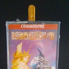Videojuegos y Consolas: MEGANOVA - DINAMIC PRECINTADO- COMMODORE 64. Lote 196601091