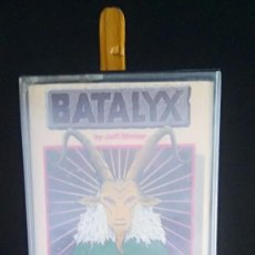 Videojuegos y Consolas: BATALIX - LLAMASOFT - COMMODORE 64. Lote 196601861