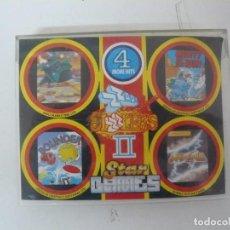 Videojuegos y Consolas: ZZAP SIZZLERS 2 - PACK JUEGOS / JEWEL CASE / COMMODORE 64 - C64 / RETRO VINTAGE / CASSETTE - CINTA. Lote 197758018