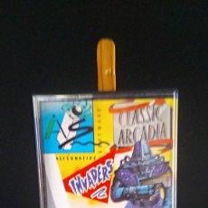 Videojuegos y Consolas: CLASSIC ARCADIA 3X1 COMMODORE 64 - CON INSTRUCCIONES. Lote 198092515