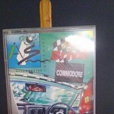 Videojuegos y Consolas: RALLY DRIVER COMMODORE 64. Lote 198094120