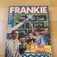 Videojuegos y Consolas: JUEGO ORDENADOR COMMODORE 64 FRANKIE GOES TO HOLLYWOOD INCOMPLETO . Lote 198387512