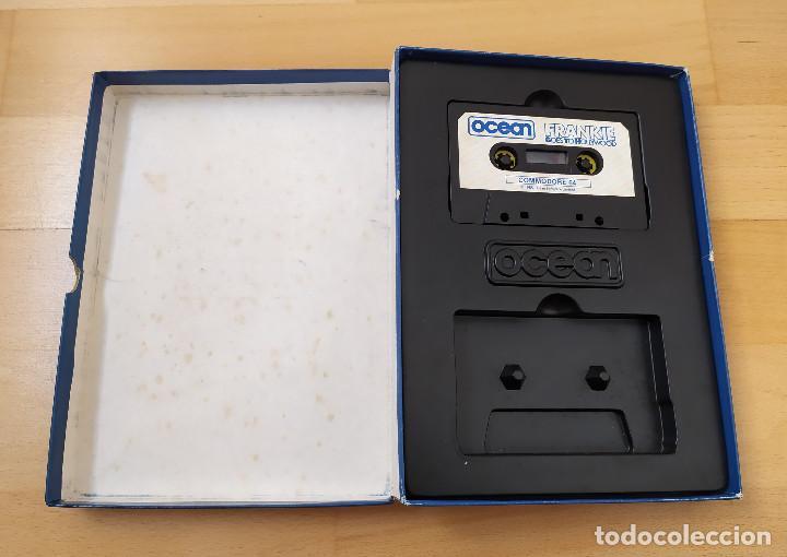 Videojuegos y Consolas: JUEGO ORDENADOR COMMODORE 64 FRANKIE GOES TO HOLLYWOOD INCOMPLETO - Foto 5 - 198387512