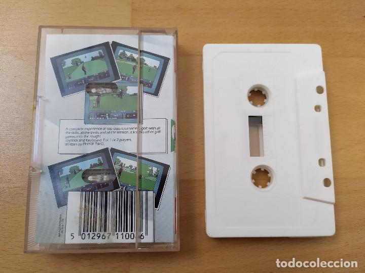 Videojuegos y Consolas: JUEGO ORDENADOR COMMODORE 64 HOLE IN ONE MUY BUEN ESTADO FUNCIONANDO PERFECTAMENTE - Foto 2 - 198387687