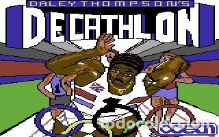 Videojuegos y Consolas: Daley Thomson´s Decathlon [Ocean Software] 1984 The Hit Squad [Commodore 64 C64] - Foto 5 - 54619039