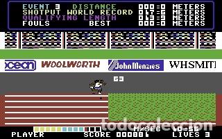 Videojuegos y Consolas: Daley Thomson´s Decathlon [Ocean Software] 1984 The Hit Squad [Commodore 64 C64] - Foto 10 - 54619039