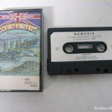 Videojuegos y Consolas: NEMESIS / JEWEL CASE / COMMODORE 64 - C64 / RETRO VINTAGE / CASSETTE - CINTA. Lote 200779072