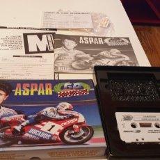 Videojuegos y Consolas: JUEGO COMMODORE 64 ASPAR GP MASTER. Lote 203401283