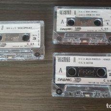 Videojuegos y Consolas: MEGA BOX 2 DINAMIC COMMODORE 64 SOLO CASETTES. Lote 205819646