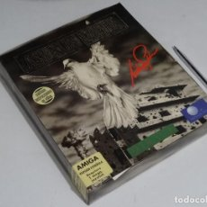 Videojuegos y Consolas: COMMODORE AMIGA - ASHES OF EMPIRE ED. ESPAÑOLA ÚNICA EN EBAY BIG BOX RARE. Lote 206774593