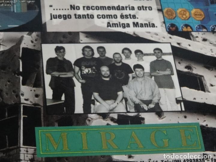 Videojuegos y Consolas: COMMODORE AMIGA - Ashes of Empire Ed. ESPAÑOLA ÚNICA en EBAY Big BOX RARE - Foto 6 - 206774593