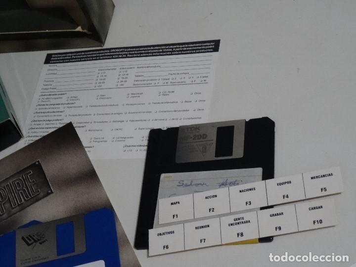 Videojuegos y Consolas: COMMODORE AMIGA - Ashes of Empire Ed. ESPAÑOLA ÚNICA en EBAY Big BOX RARE - Foto 10 - 206774593