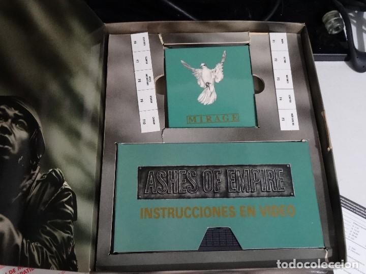 Videojuegos y Consolas: COMMODORE AMIGA - Ashes of Empire Ed. ESPAÑOLA ÚNICA en EBAY Big BOX RARE - Foto 13 - 206774593