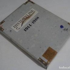 Videojuegos y Consolas: COMMODORE AMIGA - HISTORYLINE 1914 - 1918 BIG BOX RARE. Lote 206774681