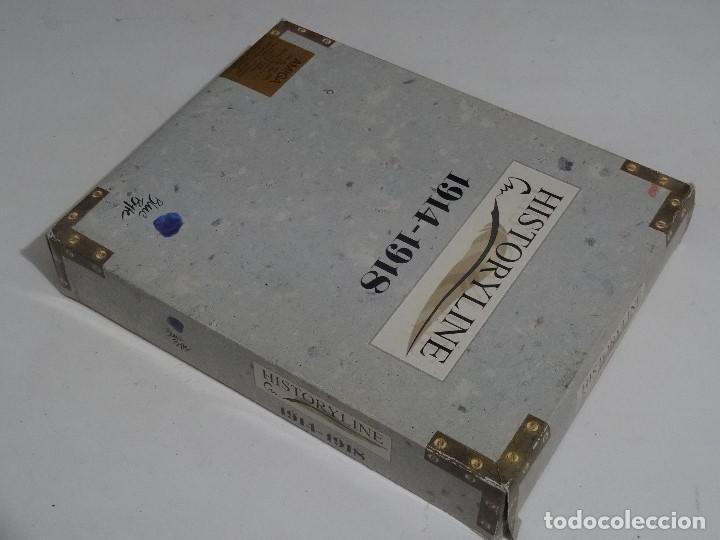 Videojuegos y Consolas: COMMODORE AMIGA - hISTORYlINE 1914 - 1918 Big BOX RARE - Foto 3 - 206774681