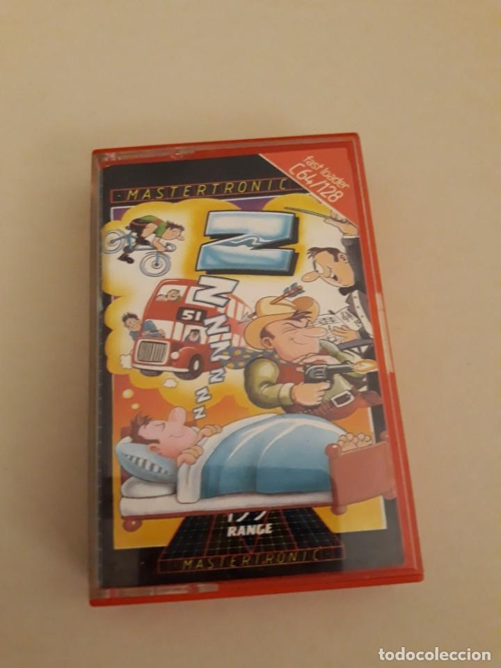 ZZZZ MASTERTRONIC COMMODORE 64/228 (Juguetes - Videojuegos y Consolas - Commodore)