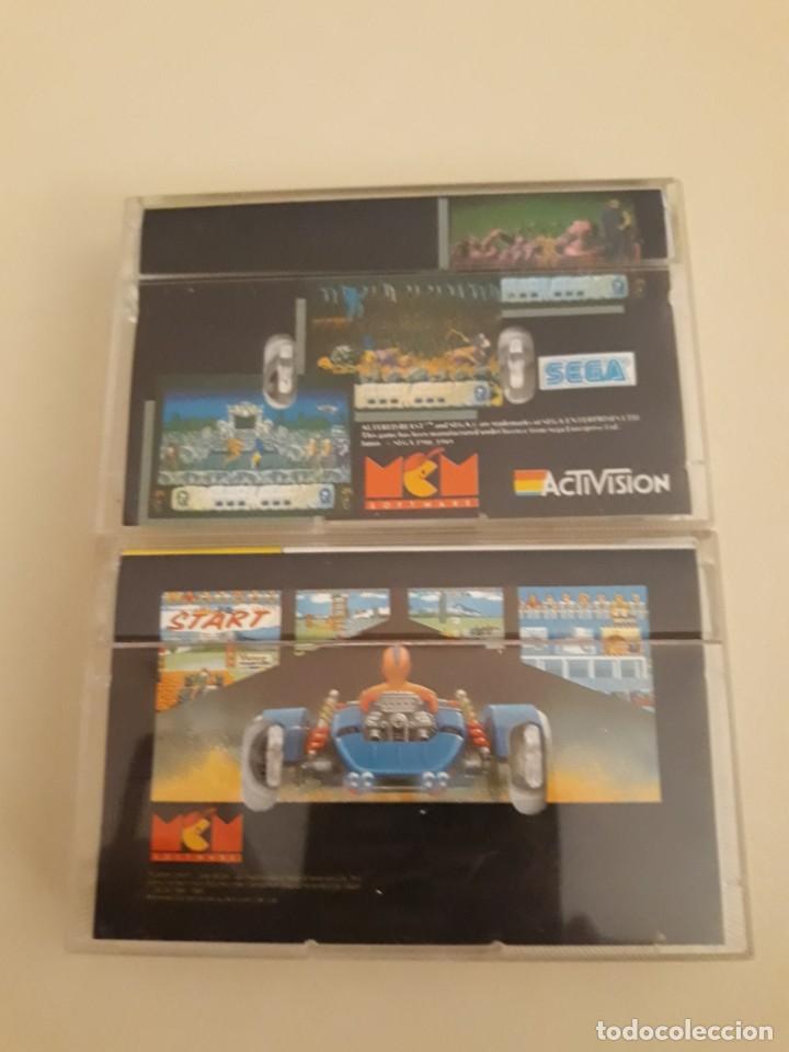 Videojuegos y Consolas: Altered Beast y Power Drift Activision Commodore - Foto 2 - 207165657