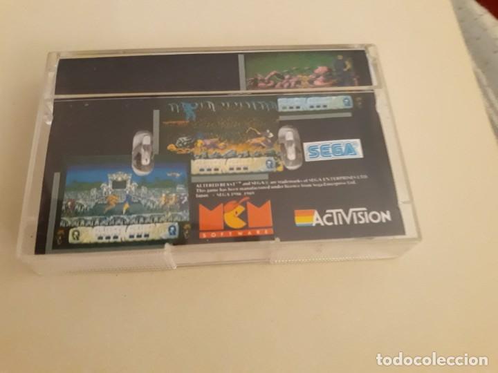 Videojuegos y Consolas: Altered Beast y Power Drift Activision Commodore - Foto 4 - 207165657