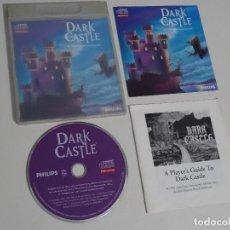 Videojuegos y Consolas: PHILIPS CDI - DARK CASTLE COMPACT DISC CD-I. Lote 210584768