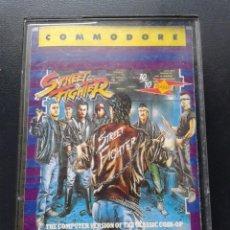 Videojuegos y Consolas: STREET FIGHTER - COMMODORE 64. Lote 213182195