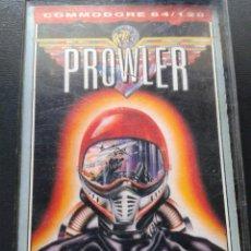 Videojuegos y Consolas: PROWLER - COMMODORE 64. Lote 213182836