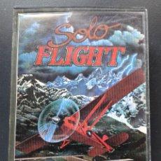 Videojuegos y Consolas: SOLO FLIGHT - COMMODORE 64 - CON LIBRILLO. Lote 213183071