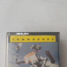 Videojuegos y Consolas: SHORT CIRCUIT CORTO CIRCUITO COMMODORE. Lote 217778377