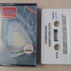 Videojuegos y Consolas: JUEGO ORDENADOR COMMODORE - COMPUTER CLUB Nº 11 - 10 PROGAMAS. Lote 219087366