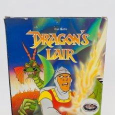 Videojuegos y Consolas: DRAGON,S LAIR COMMODORE AMIGA. Lote 219095872