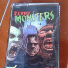 Videojuegos y Consolas: SCARY MONSTERS - COMMODORE 64. Lote 219640748