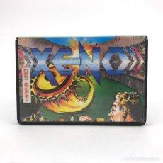 Videojuegos y Consolas: XENO ESTUCHE MIND GAMES ESPAÑA ESFERAS ANTIGRAVEDAD CINTA ORDENADOR C64 COMMODORE 64 128 CASSETTE. Lote 220541913