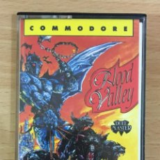 Videojuegos y Consolas: JUEGO VINTAGE PARA CBM COMMODORE 64 C64 - BLOOD VALLEY DUEL MASTER - GREMLIN. ERBE SOFTWARE, 1987. Lote 220619688