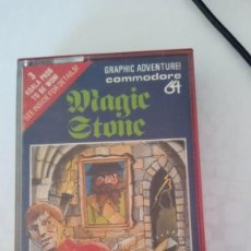 Videojuegos y Consolas: MAGIC STONE COMMODORE. Lote 222682393