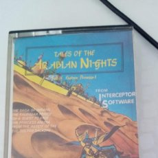 Videojuegos y Consolas: TALES OF THE ARABLAN NIGHTS COMMODORE 64. Lote 222682816