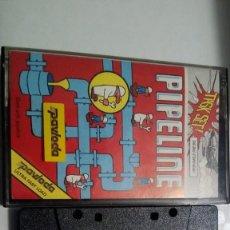 Videojuegos y Consolas: PIPELINE COMMODORE 64. Lote 222693885