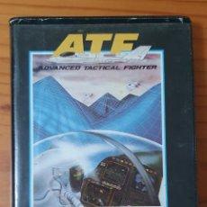 Videojuegos y Consolas: JUEGO COMMODORE ATF ADVANCE TACTICAL FIGHT AÑOS 80 EN CAJA ORIGINAL. Lote 227222760