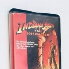 Videojuegos y Consolas: INDIANA JONES IN THE LOST KINGDOM [LUCASFILM GAMES] 1984 MINDSCAPE [COMMODORE 64 C64] INDY. Lote 227725275