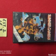 Videojuegos y Consolas: SUMMER GAMES II. Lote 228701265