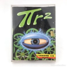 Videojuegos y Consolas: Π R 2 MIND GAMES ESPAÑA ZAFIRO SOFTWARE GRANDSLAM INTELECTO ΠR2 PI CBM COMMODORE 64 128 C64 CASSETTE. Lote 229522340