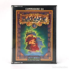 Videojuegos y Consolas: BLACKWYCHE ULTIMATE ULTIMATE PLAY THE GAME KARNATH ENTOMBED DRAGON SKULLE COMMODORE 64 C64 CASSETTE. Lote 229529665
