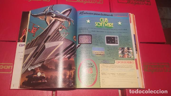 Videojuegos y Consolas: COLECCIÓN COMPLETA REVISTAS COMMODORE MAGAZINE (1-40) SALVO LA 30. NO SPECTRUM, MSX, AMSTRAD - Foto 7 - 229928905