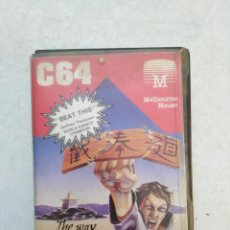 Videojuegos y Consolas: EXPLODING FIST, THE WAY OF THE ( C64 ). Lote 230082120